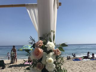 Los Angeles Beach Weddings 2