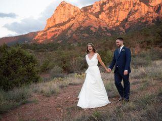 Cameron & Kelly Arizona Photographers 4