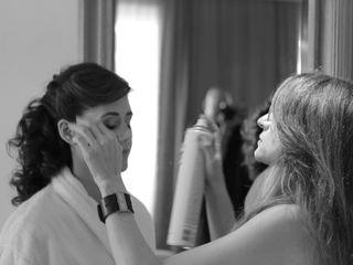Antigoni Livieratou Make-up & Hair styling 1