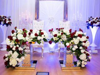 Bridal Castle Events Decoration 6