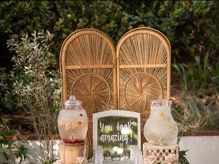 Olive & Ivory Event Design 5
