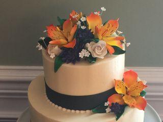 Clara's Custom Cakes 4