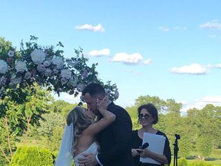 Susan Turchin - Officiant/Celebrant NYC - Creative Wedding Ceremonies 4