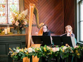 Bethany Evans, Harpist 1
