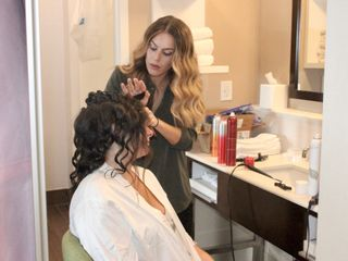 Hairstyling by Jessica Phillips 1