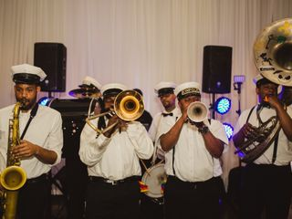 Kinfolk Brass Band 4