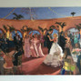 Laura Jane Fine Art | Live Wedding Painter 10