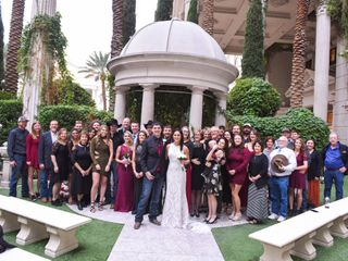 Caesars Palace Wedding Chapel 2