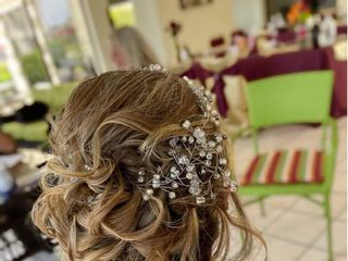 Professional Elegance Wedding Hair and M.A.C. Make-Up 2