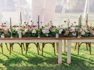 Vintage Farmhouse Tables 3