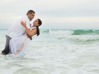 Cancun Wedding Minister/Officiant 2