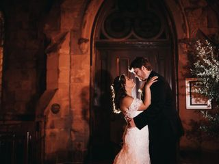 Leather & Lace Wedding Photography 5