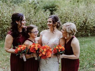 Dawn's Special Memories Wedding Flowers 5