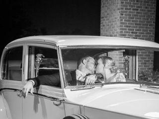 Classic Wedding Car 4