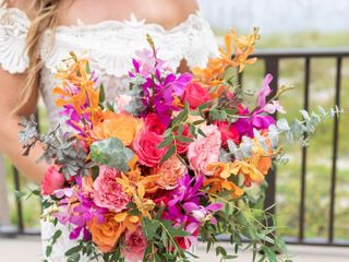 Aime Peterson Flowers and Event Design Studios 3
