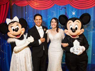 Disney's Fairy Tale Weddings California 6