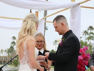 Officiate our Wedding 1
