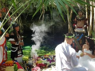 Ancestral Mayan Weddings 7