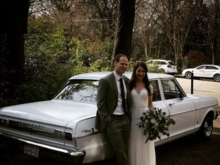 Atlanta Wedding Car 3
