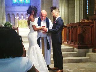 New Church Wedding 1