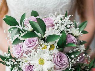 Flowers On Vine 1