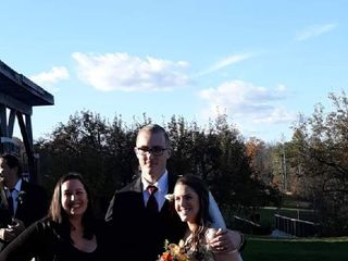 Heather Rose, Wedding Officiant 1