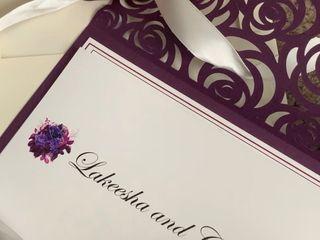Wedding Stationery by PSR Designs 4