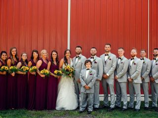Rustic Gatherings Wedding and Event Barns 2