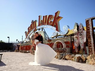 Las Vegas Wedding Wagon 3