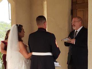 Pastor David Sweet wedding officiant 3