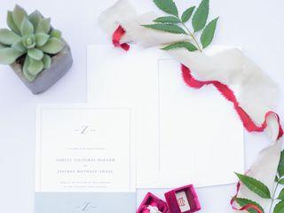 Shine Wedding Invitations 4