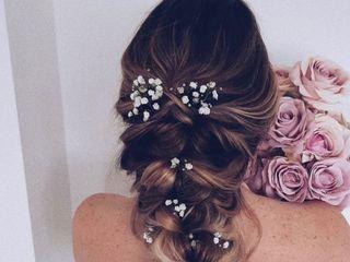 Seattle Wedding Hair 1