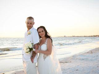 Jamie Lyn Cintron Salon Spa Wedding 6