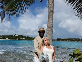 Michael, a St. Thomas Wedding Officiant 3