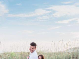 Just Married Myrtle Beach 3