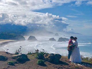 Oregon Beach Ceremonies 2