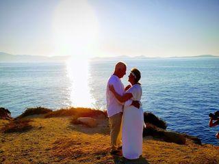 Kallina - Naxos Island Wedding Planners 1