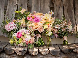 Chic Flowers 4