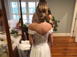 Wedding Hair by Liz 3