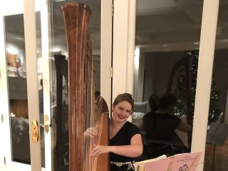 Victoria Parrish, Harpist 1