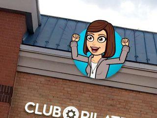 Club Pilates, Potomac Falls 1