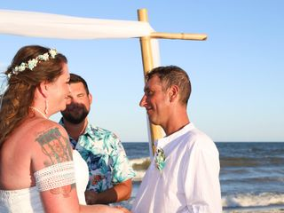 Myrtle Beach Wedding Officiant 2