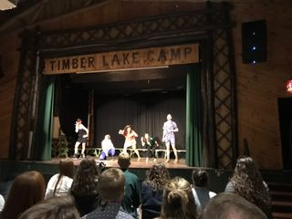 Timber Lake Camp 5