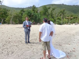 Michael, a St. Thomas Wedding Officiant 6