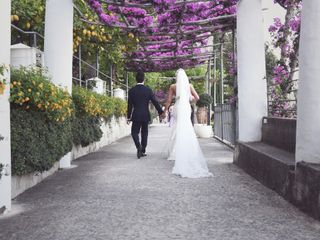 Mr and Mrs Wedding in Italy 3