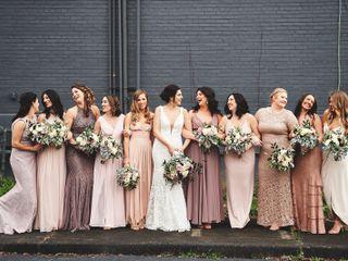 A Peachy Keen Wedding 7