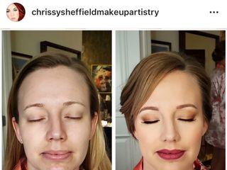 Chrissy Sheffield Makeup Artistry 7