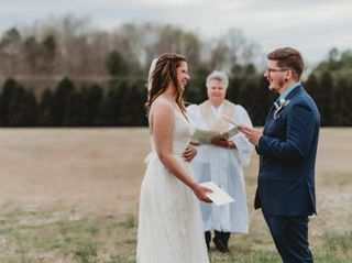 Marriage Officiant, Gail Olberg 4