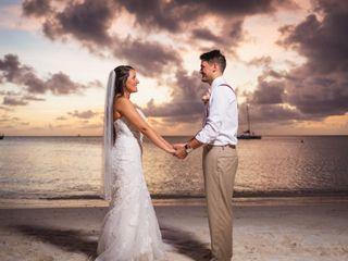 Aruba Wedding 1
