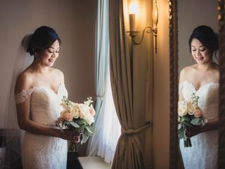Lauren Abagale Bridal Hair & Makeup 2